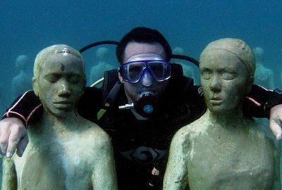 موزه های زیر دریایی