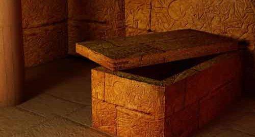 داخل اهرام مصر