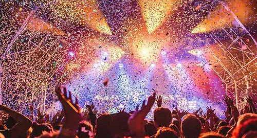 بهترین فستیوال های 2018