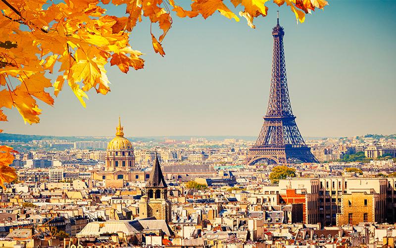 بهترین مقاصد گردشگری | پاریس
