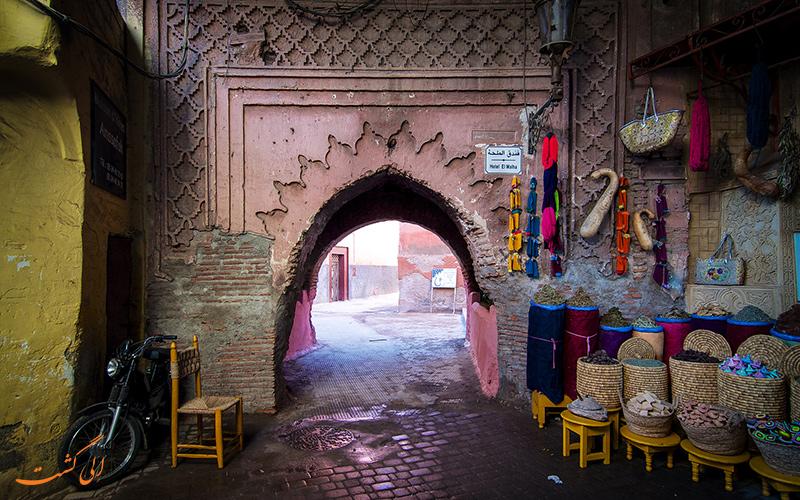 بهترین مقاصد گردشگری | مراکش