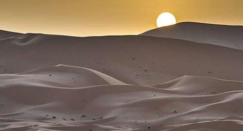 صحرای ساهارا