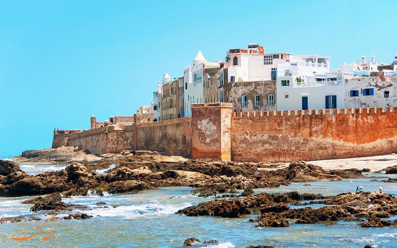 موج سواری در Essaouira مراکش