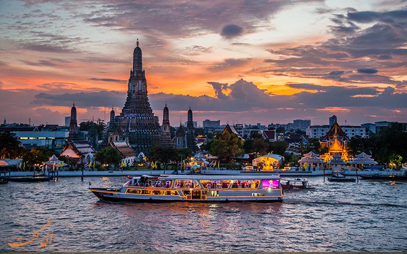 بهترین مقاصد گردشگری | بانکوک