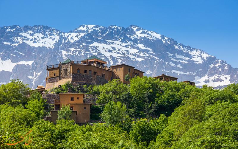 کوه توبکال مراکش