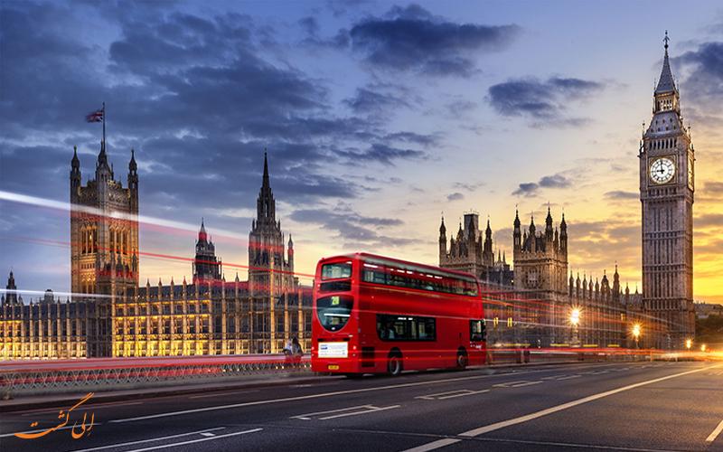 بهترین مقاصد گردشگری | لندن