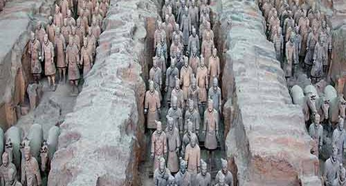 ارتش تراکوتا