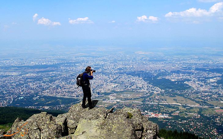 کوه ویتوشا