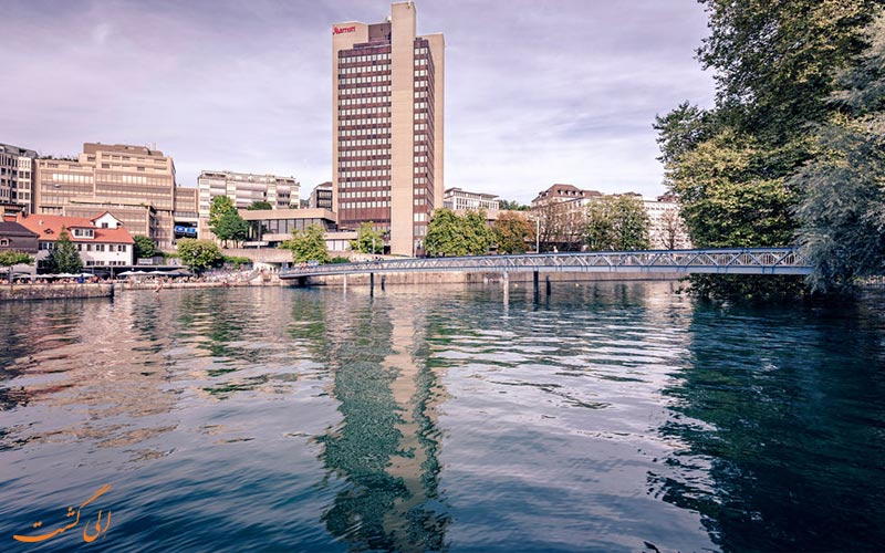Zurich Marriott Hotel- eligasht.com نمای کلی هتل