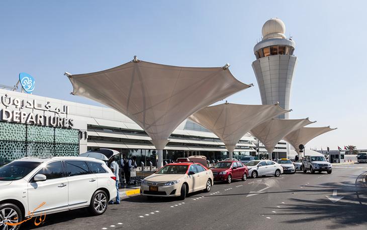 کرایه اتومبیل در فرودگاه ابوظبی