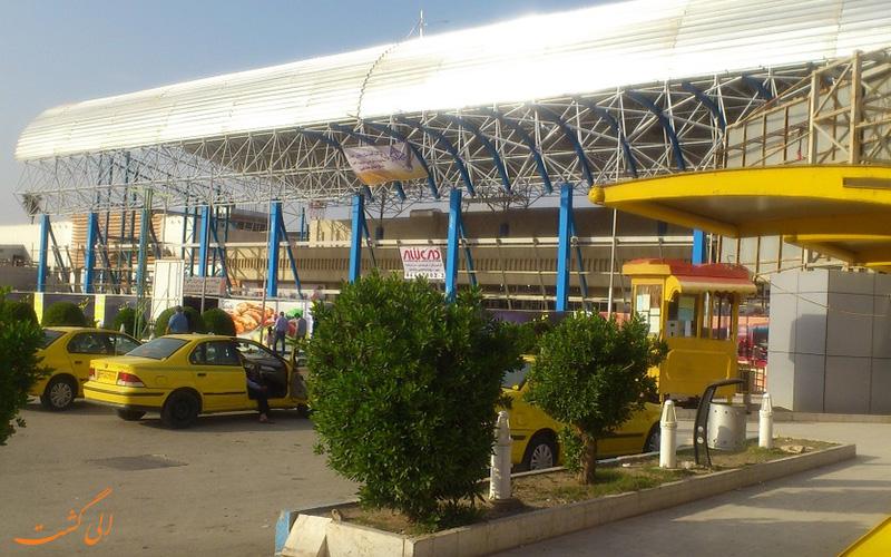 اطلاعات فرودگاه بین المللی اهواز