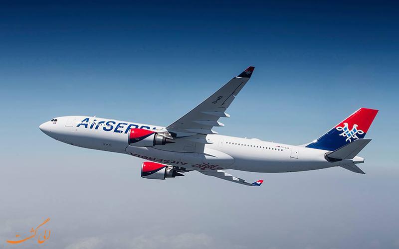 هواپیمایی ایر صربیا
