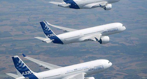 معرفی شرکت هواپیما سازی ایرباس
