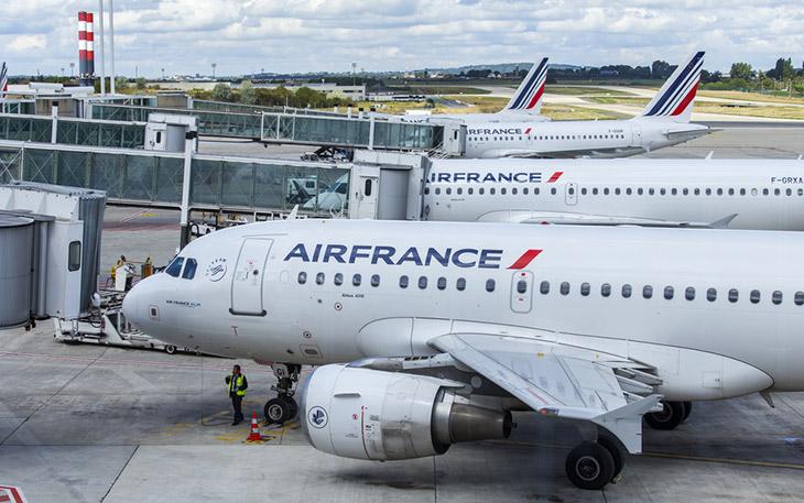 شرکت هواپیمایی ایر فرانس