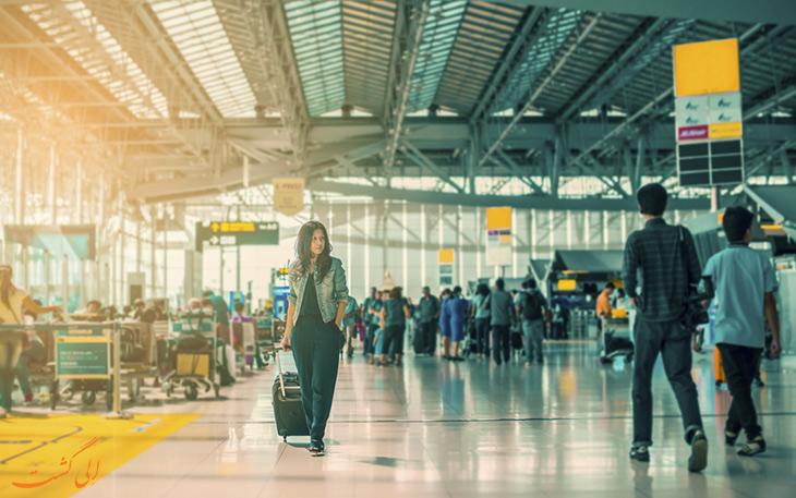 معرفی اصطلاحات رایج در فرودگاه
