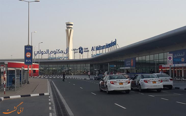 طولانی ترین باندهای فرودگاه جهان در فرودگاه آل مکتوم