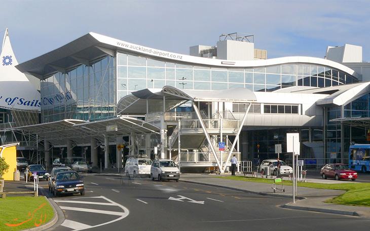 حمل و نقل فرودگاه اوکلند