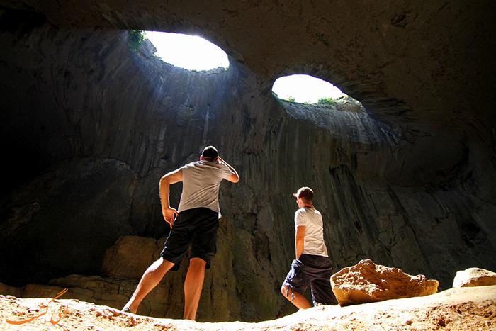 عکس غار پروهودنا