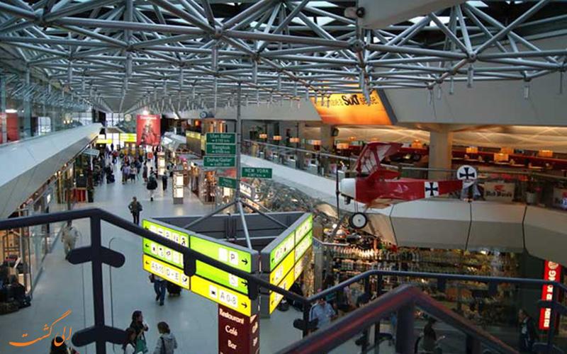 اطلاعات فرودگاه بین المللی برلین تگل