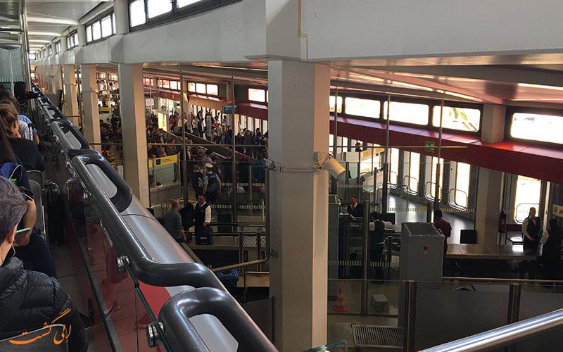 تاریخچه ی فرودگاه بین المللی برلین تگل