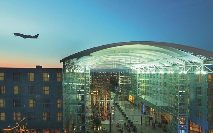 معرفی بهترین فرودگاه های اروپا