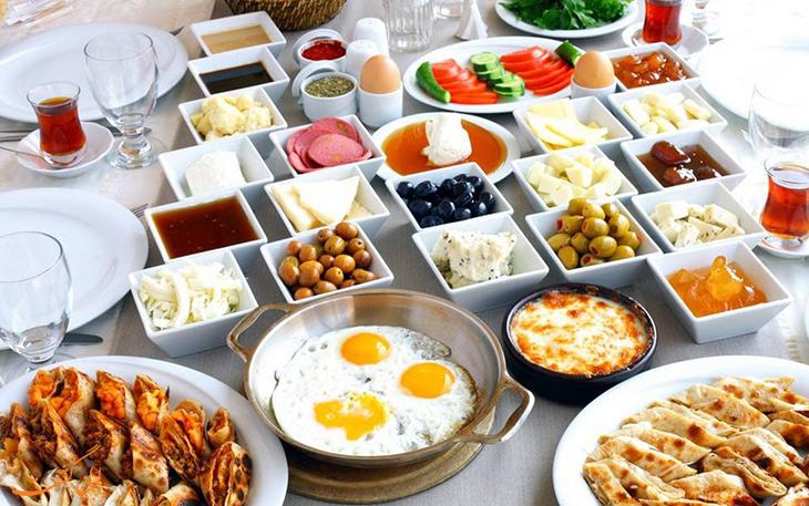 صبحانه ترکیه ای