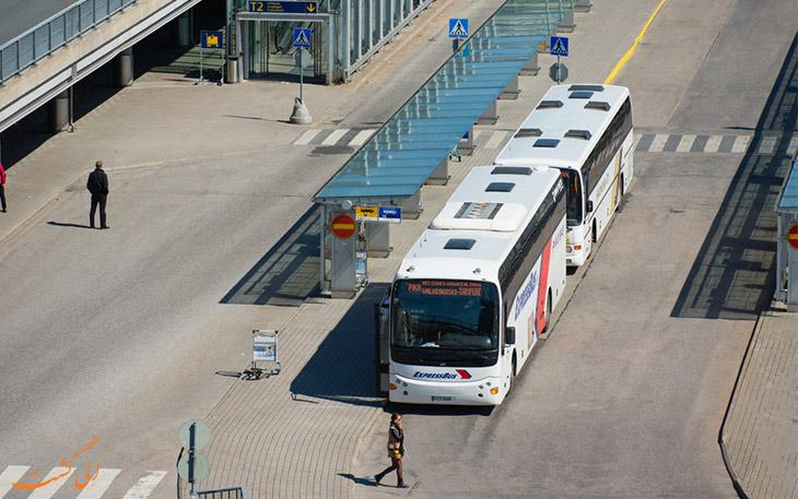 اتوبوس شهری هلیسنکی