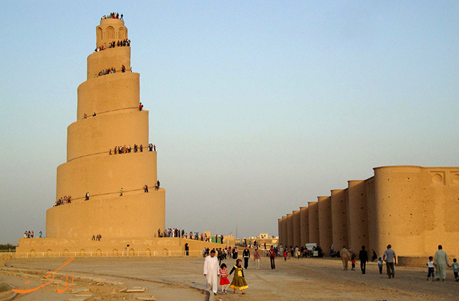 مسجد سامرا عراق