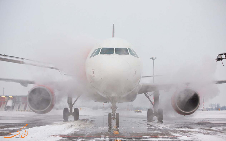 تاخیر در پرواز