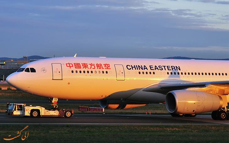 هواپیمایی چین شرقی