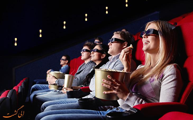 سینما: تفریحات غیرمعمول در فرودگاه