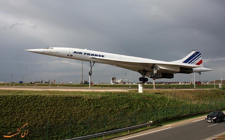 هواپیمای مافوق صوت کنکورد