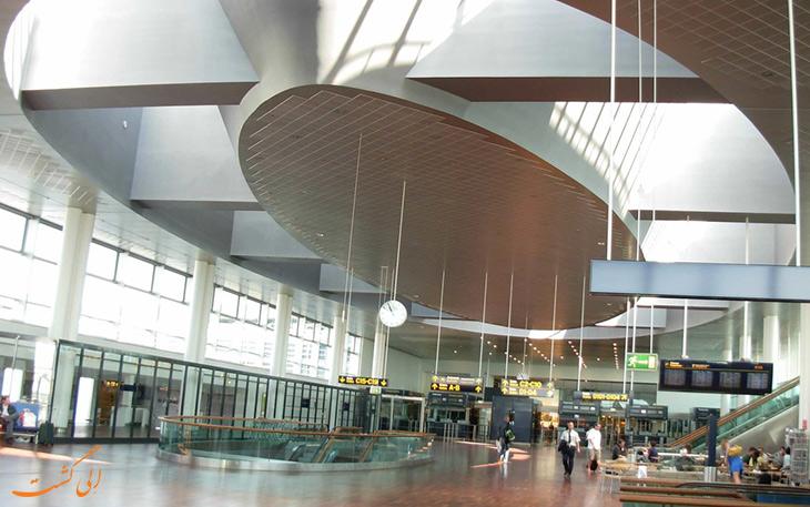 فرودگاه کوپنهاگ