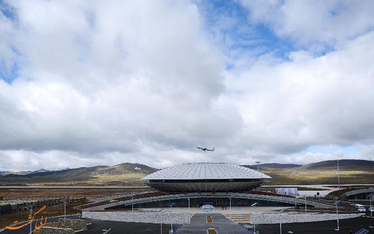 مرتفع ترین فرودگاه دنیا