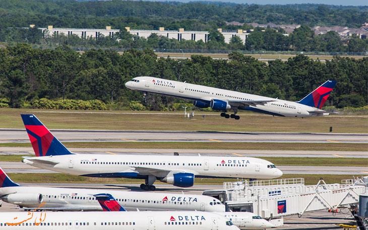 شرکت هواپیمایی دلتا