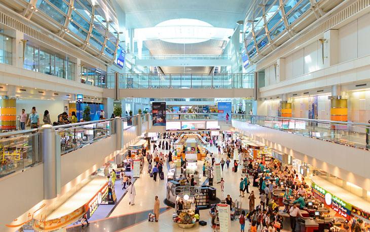 فرودگاه دبی: بهترین فرودگاه های دنیا برای خرید