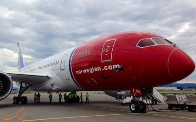 هواپیمای برقی نروژ