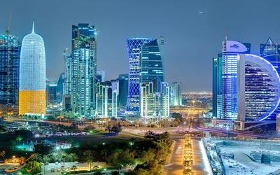 حمل و نقل فرودگاه دوحه قطر