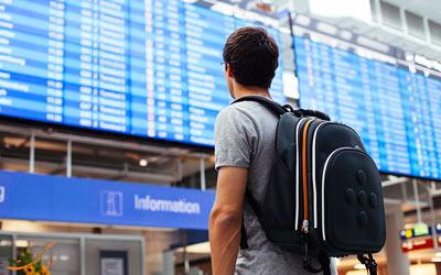حقوق مسافر در پروازهای داخلی