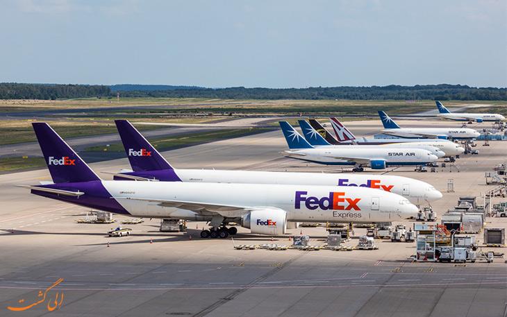 شرکت هواپیمایی فدکس