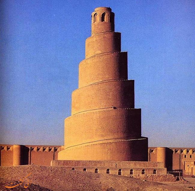 مسجد سامرا در عراق