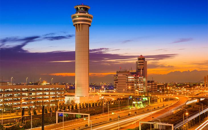 گزینه های حمل و نقل فرودگاه توکیو