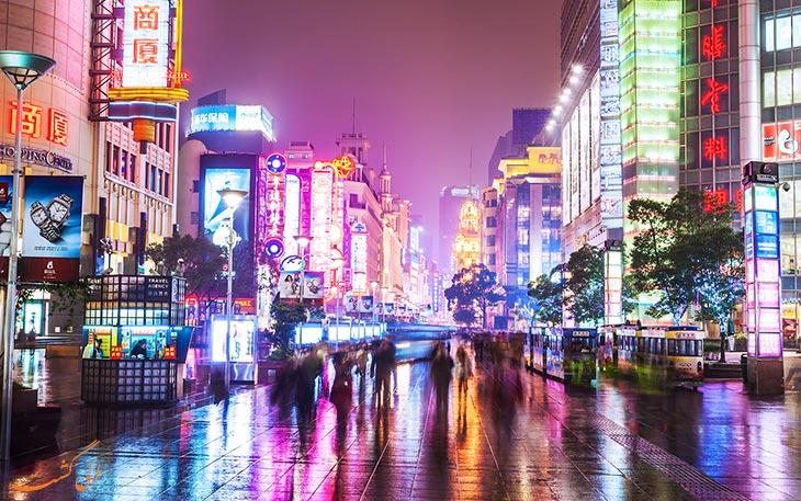حمل و نقل فرودگاه شانگهای به مرکز شهر
