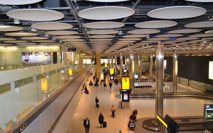 فرودگاه هیترو لندن