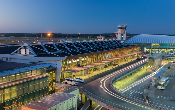 حمل و نقل فرودگاه هلسینکی