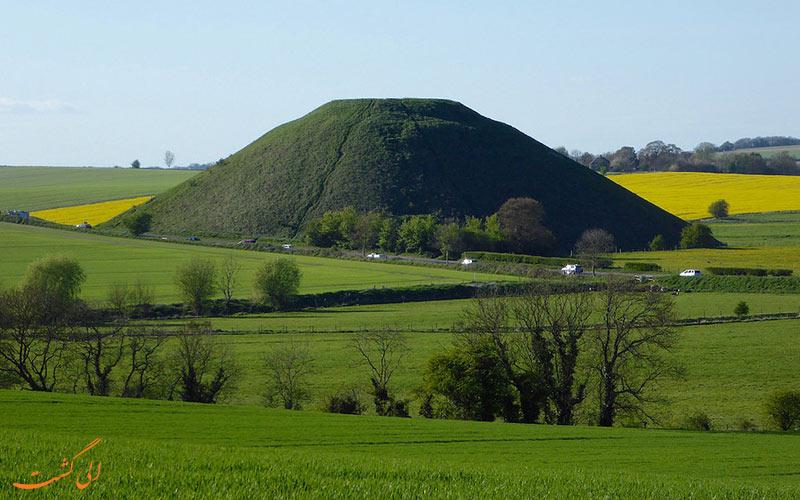 تپه ای در انگلیس