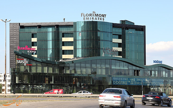 هزینه اقامت در شهر صوفیه