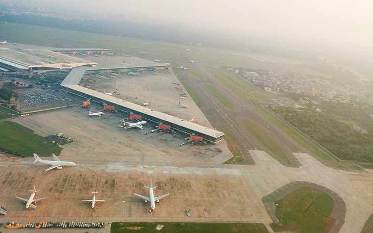 فرودگاه ایندیرا گاندی