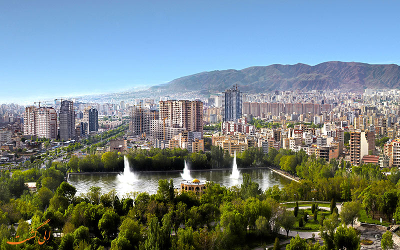 زیبایی های شهرهای ایران