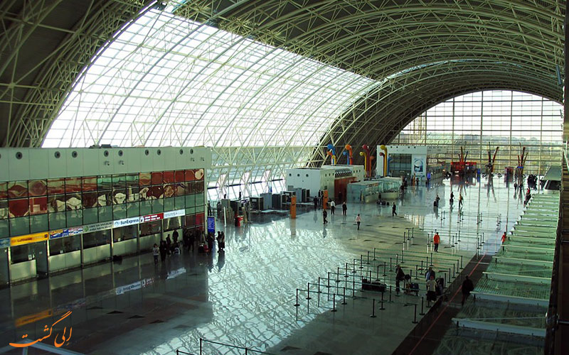 آشنایی با فرودگاه عدنان مندرس